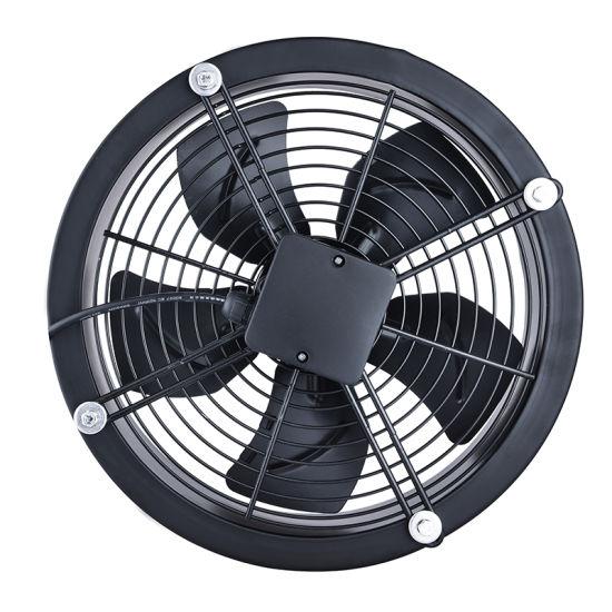 350mm portable exhaust fan paint room exhaust fan wall mount kitchen exhaust fan