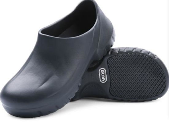 shoes for work in the kitchen americast sink china footwear safety hotel antiskid waterproof etc
