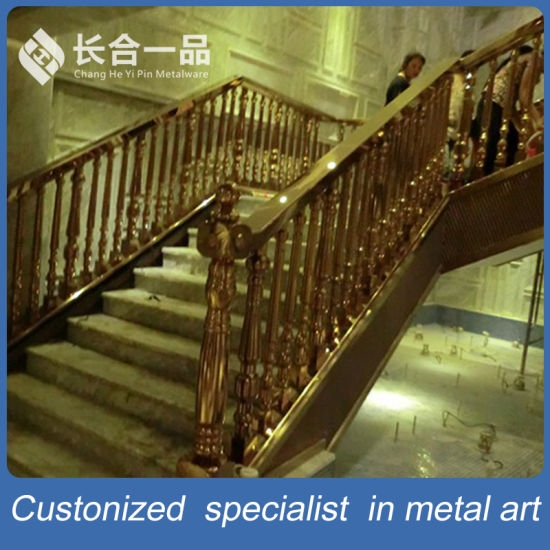 China High Quality And Europe Design Stainless Steel Indoor Stairs | Metal Handrails For Indoor Stairs | Baluster | Indoor Outdoor | Staircase Remodel | Stainless Steel | Stair Treads