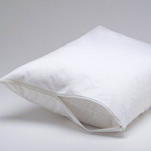 polyester knitted zip waterproof pillow