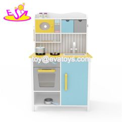 Play Kitchens For Boys Large Kitchen Sink Dimensions China New Hottest Kids Educational Wooden With Accessories W10c356