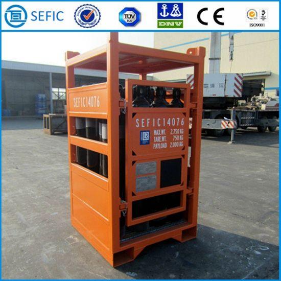 china gas cylinder rack