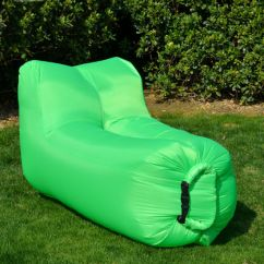 Air Bag Chair Ivory Spandex Folding Covers China Portable Fast Inflatable Lounger Bean Pictures Photos