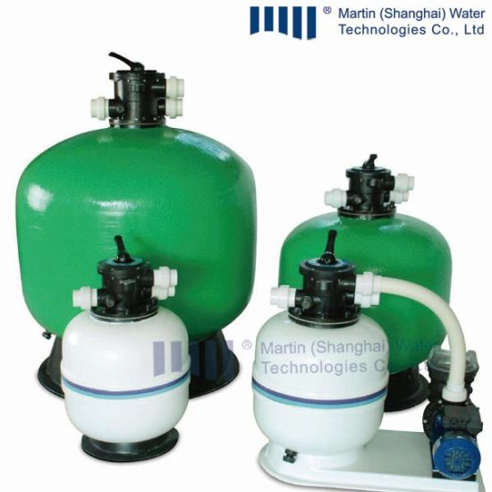 Recommend.40mm to.50 mm size, 20# silica. China Multi Way Control Valve Automatic Backwash Swimming Pool Sand Filter China Sand Filter And Water Treatment Price
