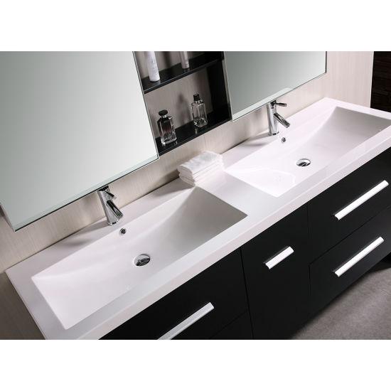 Wholesale China Factory Cheap Price Custom Made Luxury Pvc Hotel Modern Bathroom Vanity Cabinet China Bathroom Vanity Bathroom Cabinet