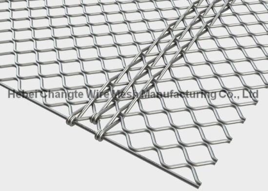 China Progress Harp Type K Self Cleaning Screen Mesh Anti