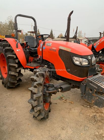 Tractors Kubota M7002 - Kubota | Max Power with Boost (HP) 175