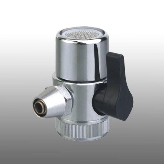 brass kitchen sink faucet diverter valve