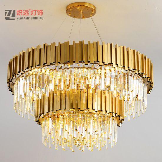 china crystal chandelier pendant light