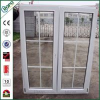 China High Anti UV Veka UPVC Frame Swing Outside Window ...