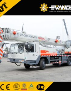 Qy  zoomlion ton mobile truck mounted crane also china rh evangelchina ende in