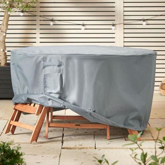 waterproof of round patio table chair