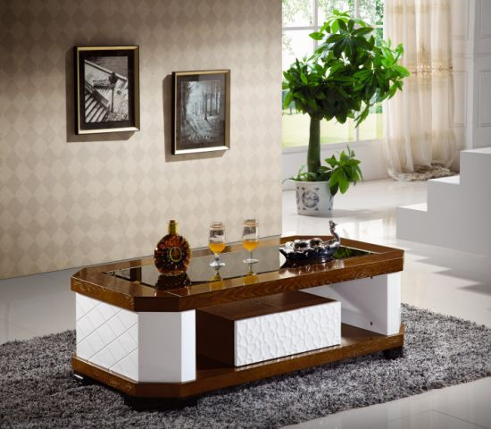 china modern mdf center table living