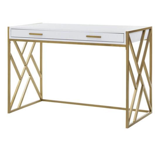 modern design luxury metal white 1