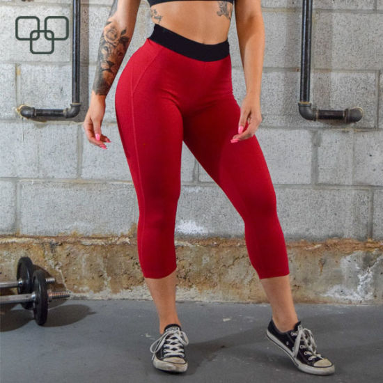 women stretch running crossfit