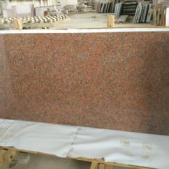 Kitchen Island Tops Composter China Maple Red Granite Countertops