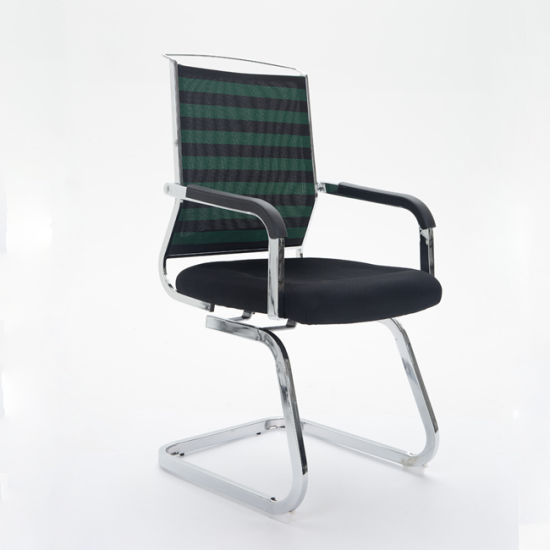 swivel chair em portugues leather accent modern china fashion office furniture mid back executive mesh visitors