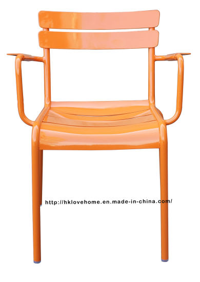 orange side chair exercise ball desk reviews china dining restaurant garden coffee luxembourg armchair