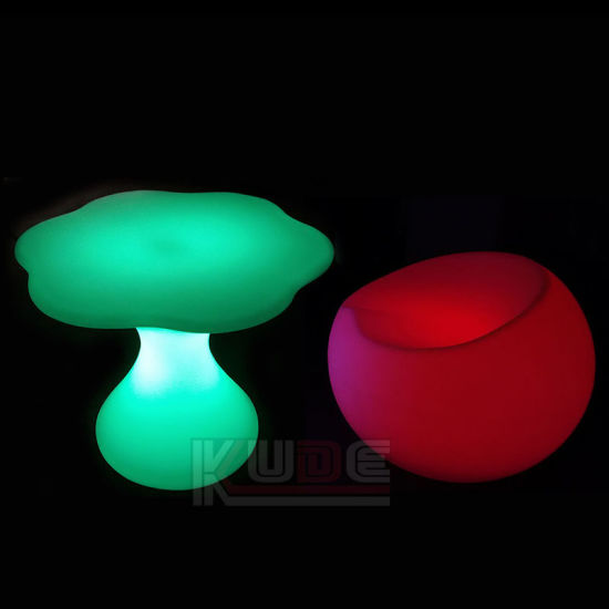 led table and chairs folding papasan chair china high top bar tables flower design joyce