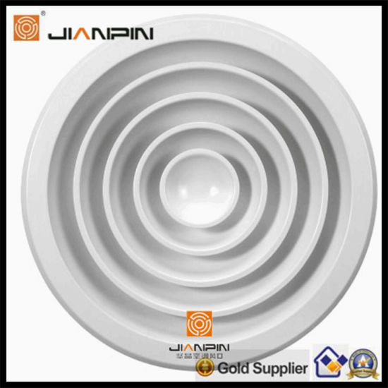 China High Quality AC Grill HVAC Diffuser Round Ceiling