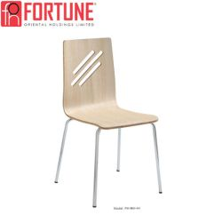 Chair Steel Legs Office Viking China Simple Modern Wooden Designs With 4 Stainless Foh Xm40 660