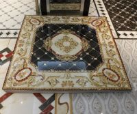 China Beautiful Design Crystal Porcelain Carpet Floor Tile