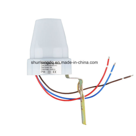 Wiring Photocell Light Control