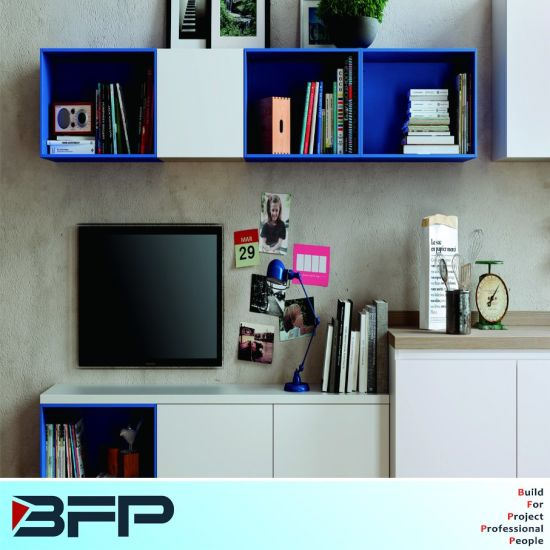 bookcase cabinets living room blue and yellow decorating ideas china wooden european style furniture cabinet bookshelf