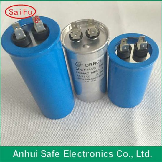Dual Capacitor Running Capacitor Motor Ac Capacitor Oil Capacitor