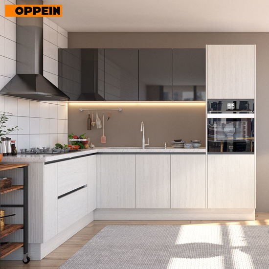 kitchen cabinets set best for the money china oppein modular type with discount price