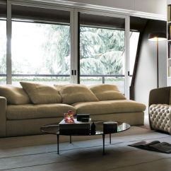 Living Room Waterfall Furniture Small Wall Paint Ideas Chinese Acrylic Design Tea Coffee Table