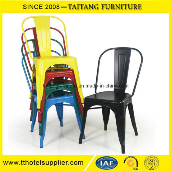 metal bistro chairs retro kids table and china cafe french for commercial use pictures photos