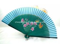 Vintage Chinese/Japanese Fans Wall Hanging Home Decor ...