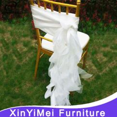 White Chair Sashes Clear Target China Popular Fancy For Weddings Pictures Photos