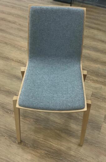 stackable chair covers australia hanging ikea china australian design solid wood natural color fabric cover dining