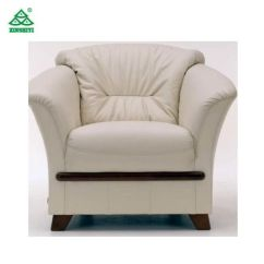 Single Sofa Chair Courts Mammoth Malaysia Bed China Solid Wood Leisure Leather Fabric Arm Relax For Hotel Restaurant Commercial
