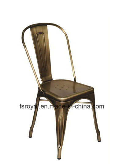 stackable restaurant chairs black and white chair china cafeteria furniture tolix style dining