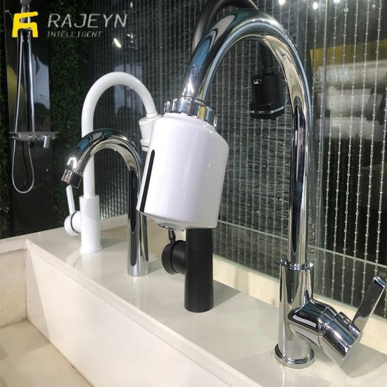 touchless faucet adapter infrared induction automatic kitchen bathroom sink water saver motion sensor adapter