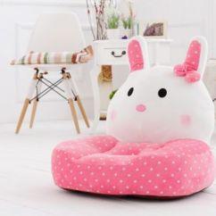 Childrens Chairs Soft X Rocker Gaming Uk China Plush Pink Rabbit Chair Aniaml Sofa