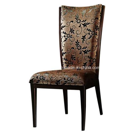 affordable upholstered dining chairs folding patio china high back restaurant jy f42