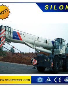 Zoomlion ton rough terrain crane with cummins engine rt pictures  photos also china rh silonmachinery ende in