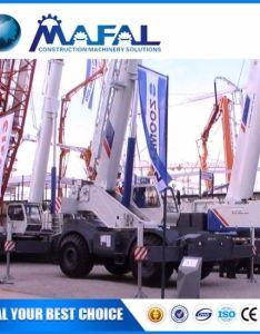Zoomlion ton rt rough terrain crane also china rh mafal machinery ende in