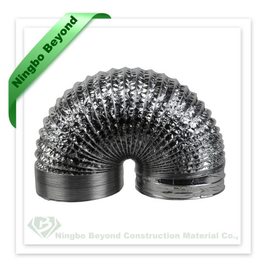 hot item kitchen exhaust fan aluminum foil flexible duct with good prices