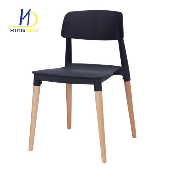 dining chairs italian design sure fit chair covers australia china replica pp plastic with wood legs backrest pictures photos