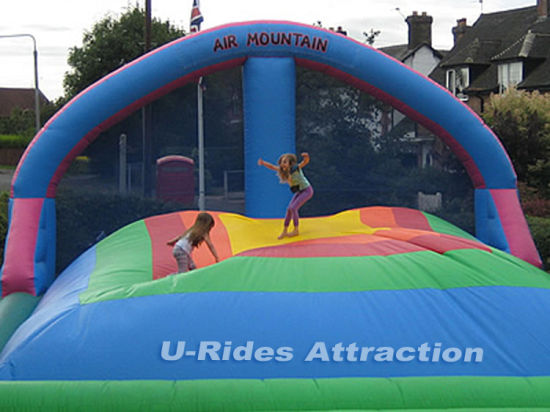 commercial inflatable soft mountain