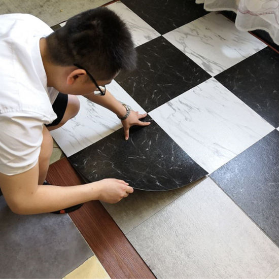self adhesive vinyl floor tile 12 12