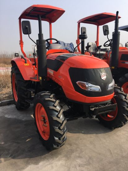 4wd Tractor With Loader For Sale : tractor, loader, China, FL454, Wheel, Tractor, Garden, Front, Loader, Backhoe, Plough, Trailer, Quality, Tractor,