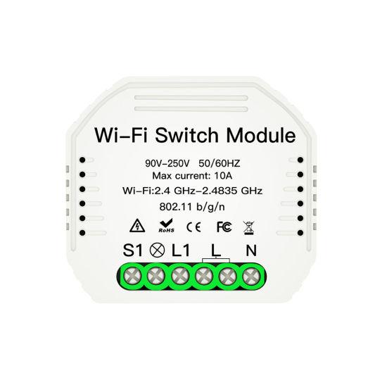 China Kayal DIY Smart WiFi Light Mini Switch Module Smart