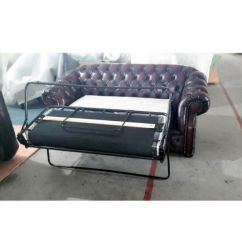 Chesterfield Sofa Bed Comfortable Supportive Sofas China Luxury Italian Leather With Function Ms 30
