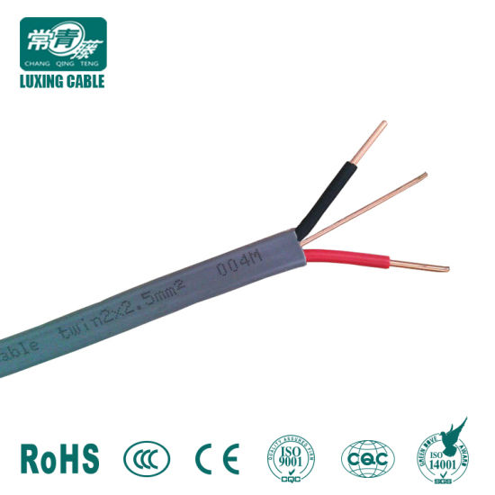 House Wiring Pvc Cable Wire Electric Wire China Electrical House